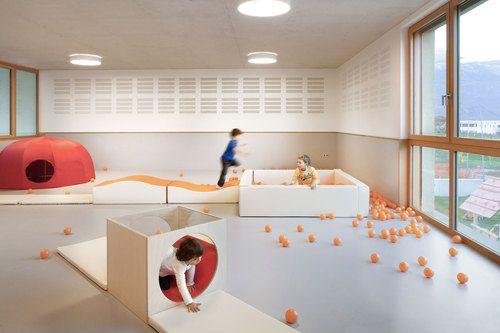 MoDus Architects — Preschool, Kindergarten and Family Center