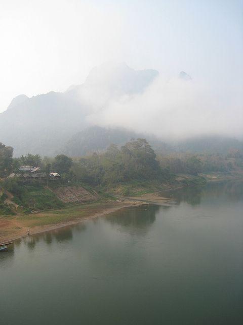 Morning mist, Nong Kiaow by travelfishery, via Flickr.
