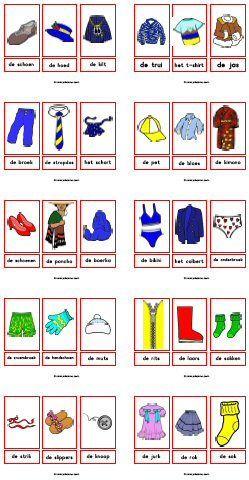 vocabulaire et images