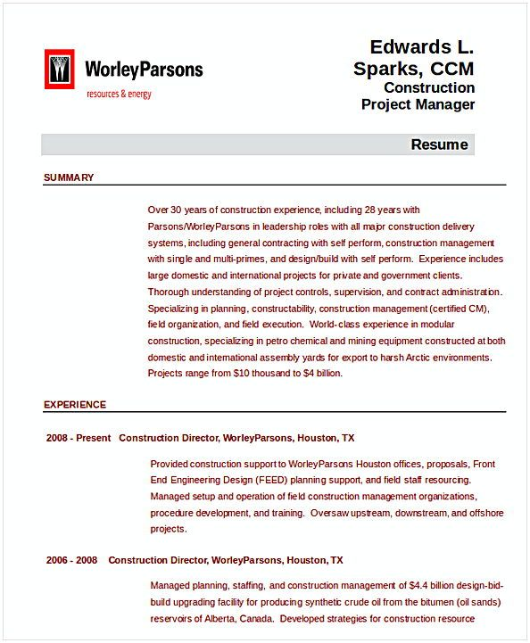 Best 25+ Project manager resume ideas on Pinterest Project - operations manager resumes