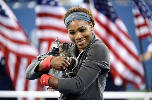 History for Serena Williams. The American makes history by defeating Caroline Wozniacki 6-3, 6-3 to win her sixth U.S. Open Championships title (third straight) and her 18th career Grand Slam crown. The Fools Bookie Congratulates #SerenaWilliams. #TheFoolsBookie #TennisPredictions #USOpen2014  www.thefoolsbookie.com