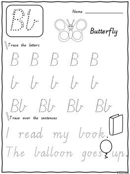 how to teach capital letters to year 1