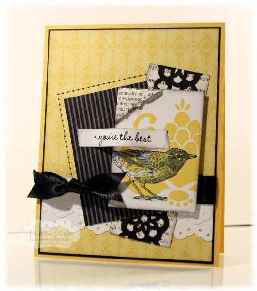 CCMC160 - You're the best by prchvs - Cards and Paper Crafts at Splitcoaststampers