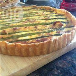 Quiche agli asparagi e pancetta @ allrecipes.it