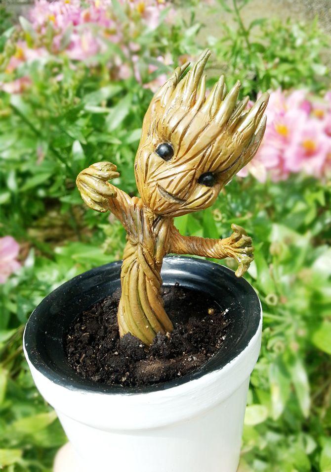 Baby Groot tutorial