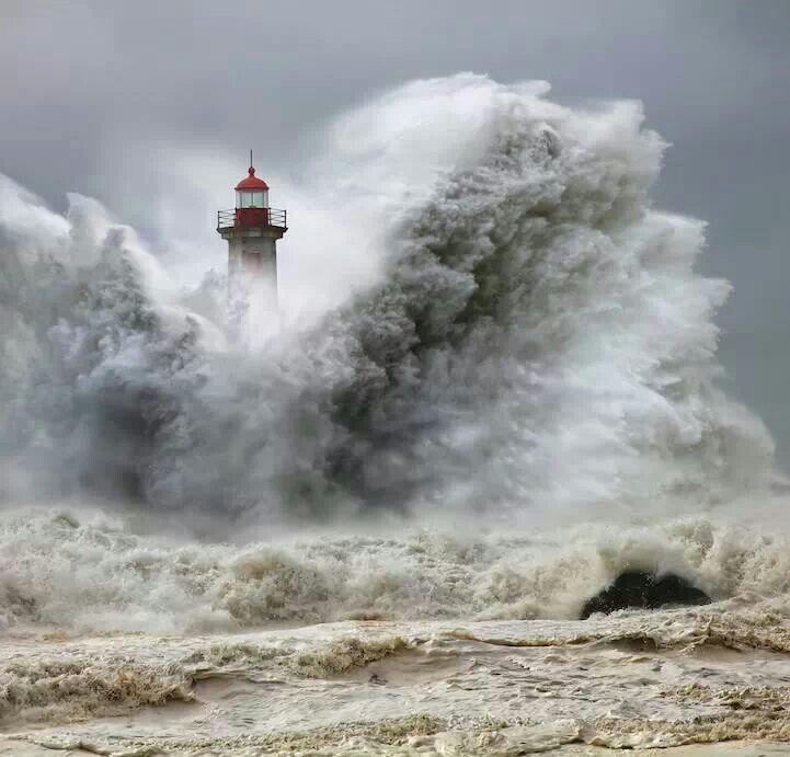 Stormy weather, Zeeland