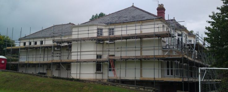 Looking for an accredited and reliable #scaffolding #company in #Trowbridge? We at Able Scaffolds, along with best professionals provide quality scaffolds for safe construction.