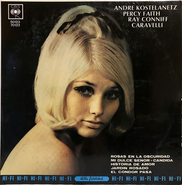 André Kostelanetz, Percy Faith, Ray Conniff, Caravelli - André Kostelanetz - Percy Faith - Caravelli - Ray Conniff (Vinyl, LP) at Discogs