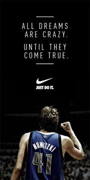 I love Dirk! and since the mavs are back in business... i get to watch him play now!!!! :-)