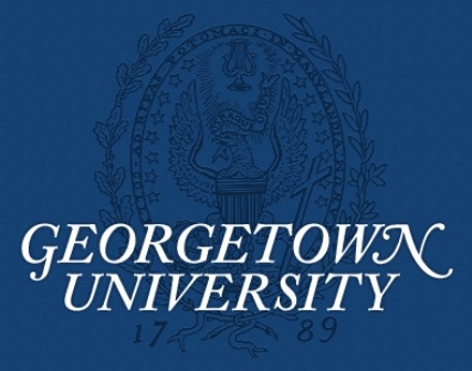 I am on the Board of Georgetown University.