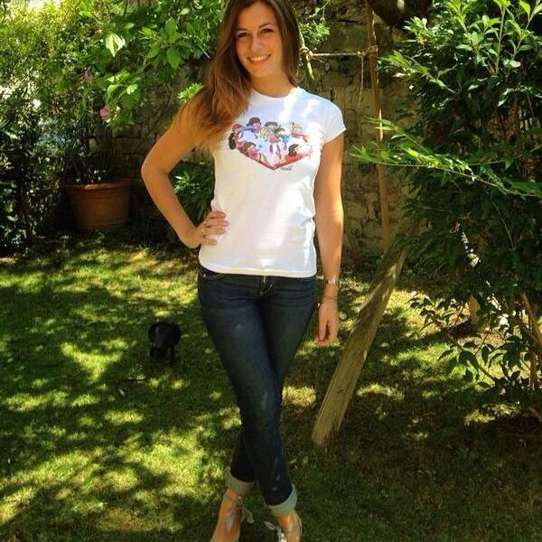 Lucrezia for #charityisagoodidea