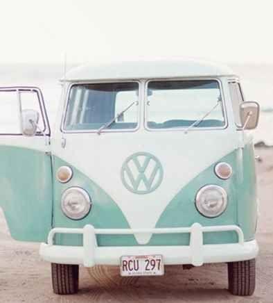 A VW Van