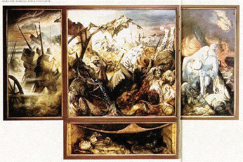 Otto Dix's war art