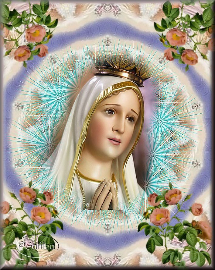 10 best images about la virgen de fatima on Pinterest
