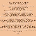 JAY-Z  Apology Letter to Beyonce 4:44