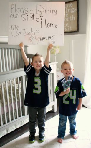 Please buy our Seahawks Saints Tickets to help us bring our daughter home!!!