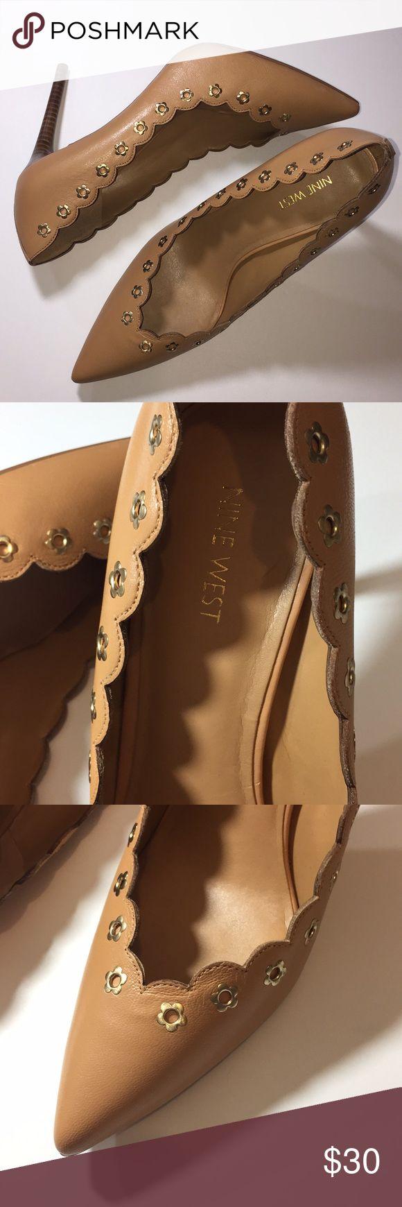 """NWOT Nine West Heels 11M New. No tag or box. Just in 2️⃣7️⃣. 4.5"""" heel Nine West Shoes Heels"""
