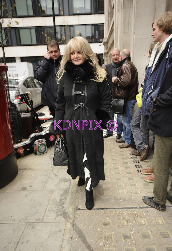 #BonnieTyler #BBC #London #Eurovision #2013    www.the-queen-bonnie-tyler.com