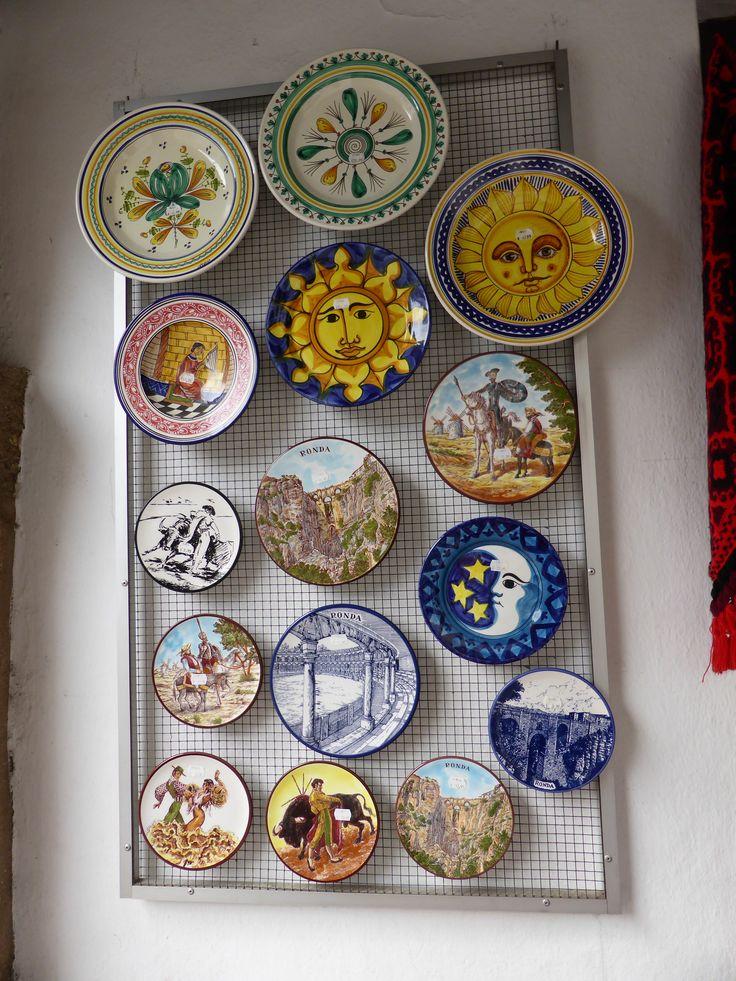Ceramics in Ronda