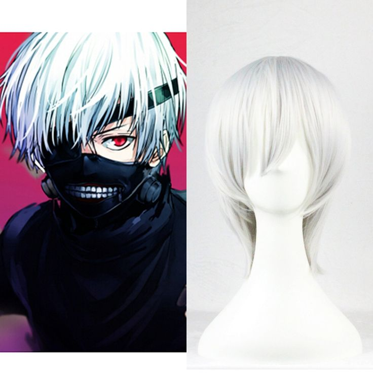 1PC Perruque Cheveux Synthetic Wigs Silvery White Short Hair Extension Wig Cheap Wigs Heat Resistant Hairpiece Cosplay Wigs.Made by 100% Japan high temperature fiber,looks like real hair and more confortable,soft,breathable.It brings out a positive and happy mood everywhere around us and that to make some change in the hairstyle.A comfortable experience, a confident appearance.Ok, maybe  you can think about the cosplay wigs.
