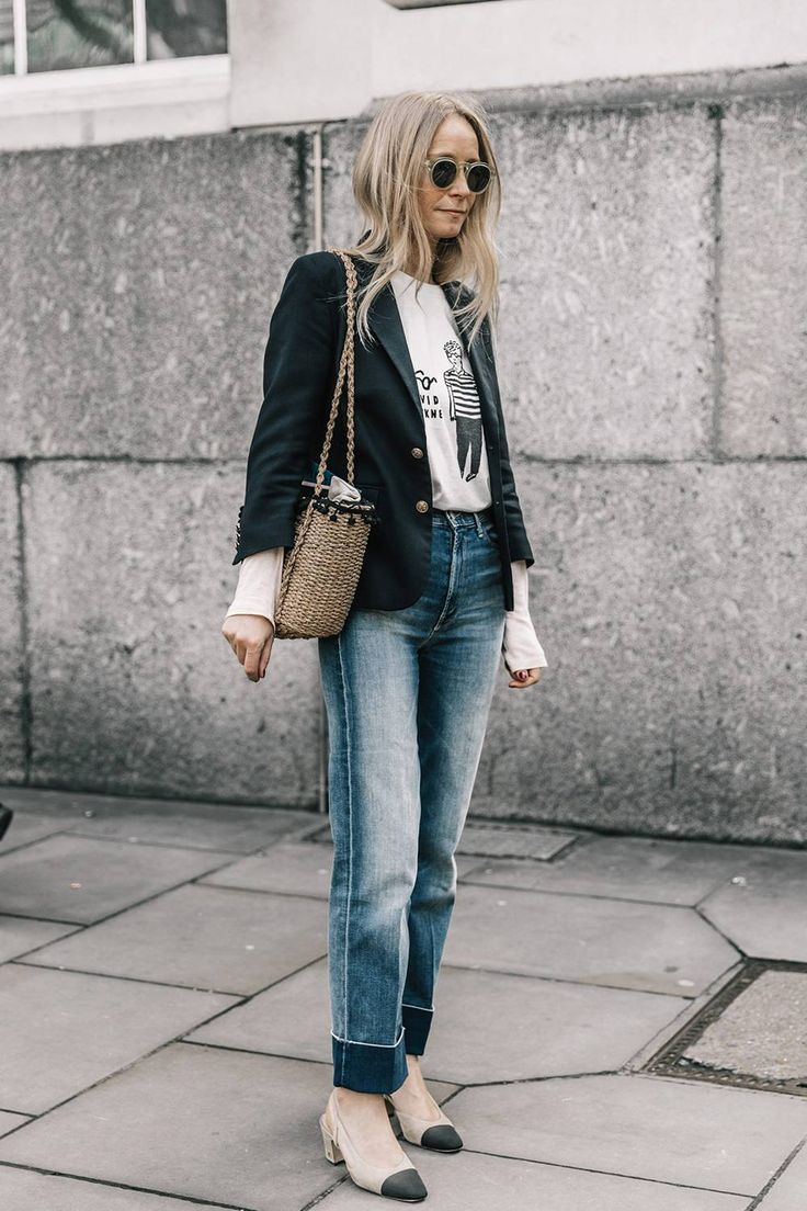 Dressing for casual Friday can still be stylish. Let this inspiration offer up some outfit ideas.
