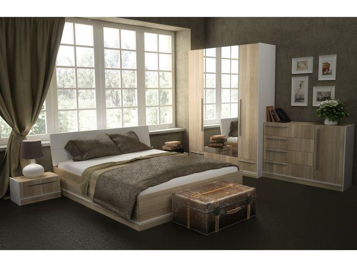 Dormitor Dante D4 - Mobila Casa Rusu