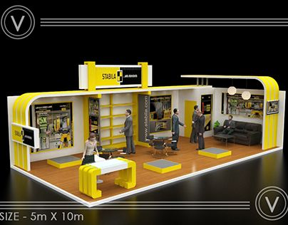 "Check out new work on my @Behance portfolio: ""Exhibition Stall Design"" http://on.be.net/1K21JIq"