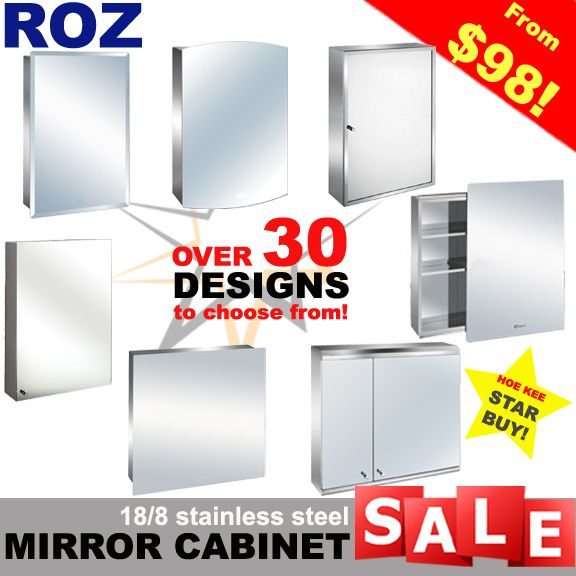 1000 ideas about mirror cabinets on pinterest bathroom - Bathroom cabinets singapore ...