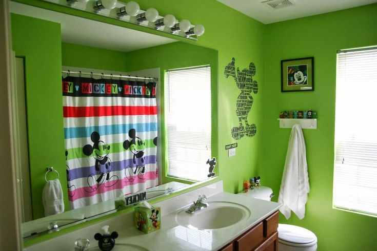 Nice Accessories For Kids Bathroom