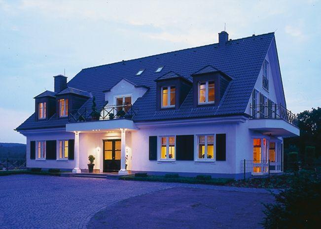 Villa in Olpe » Architekturbüro Dickel - Hochwertige Architektur aus Düsseldorf