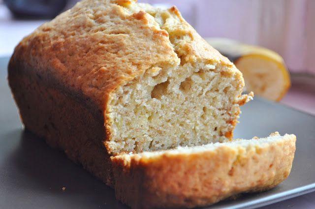 Food pour vous: Банановый хлеб (Banana bread)