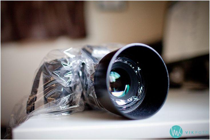 Slik beskytter du kameraet mot regn og snø (på en billig måte)