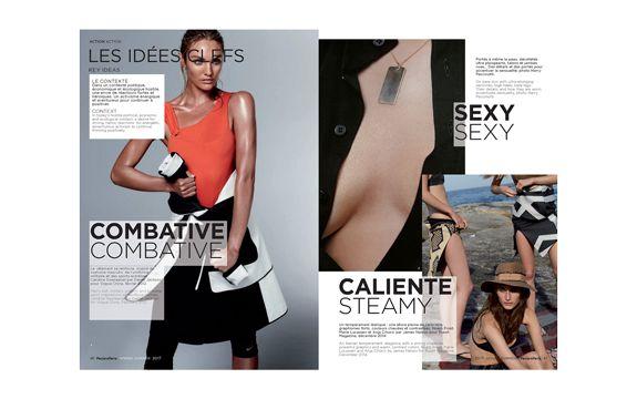 Peclers Paris: Cahier de tendance WOMEN'S FASHION TREND ...
