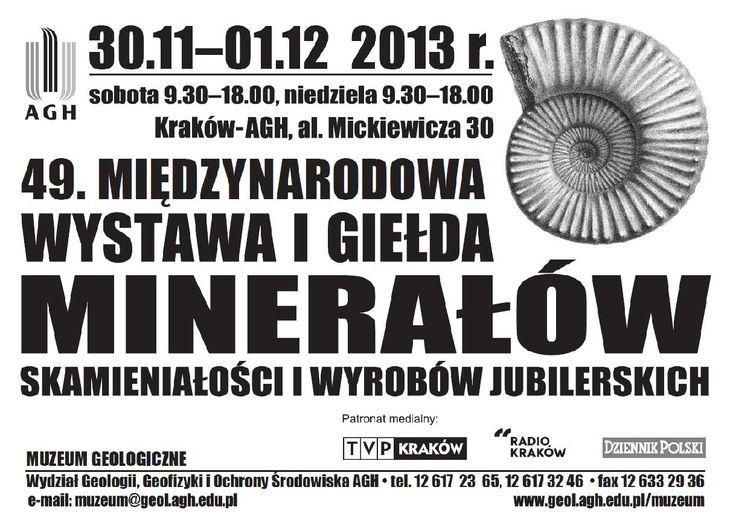 Lapis Shop w Krakowie na AGH 30.11 - 01.12