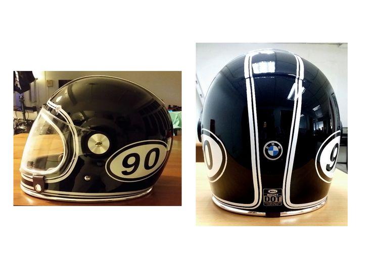 My Bell Bullitt Helmet - Page 5 - BMW NineT Forum