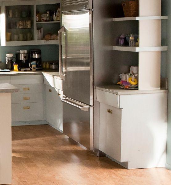 Grey Cork Flooring Kitchen: 26 Best Images About Flooring On Pinterest