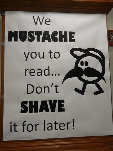 No Shave November | Flickr - Photo Sharing!