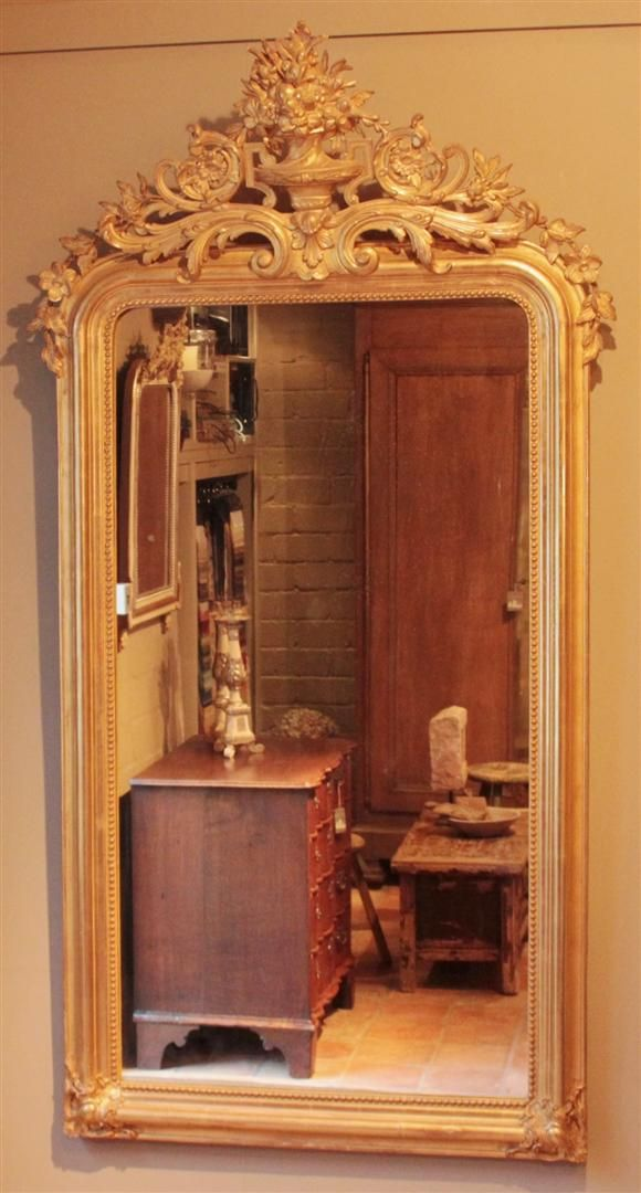 25 beste idee n over franse meubelen op pinterest for Antiek interieur
