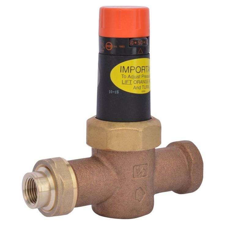 Cash Acme 1 2 In Bronze Single Union Npt Pressure Regulating Valve 23135 0045 The Home Depot In 2021 Acme Valve Regulators