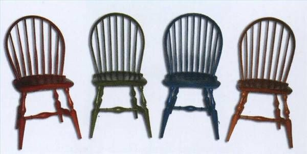 This is a step-by-step how to on how to paint kitchen chairs.  I am starting with mine...then moving onto the table.