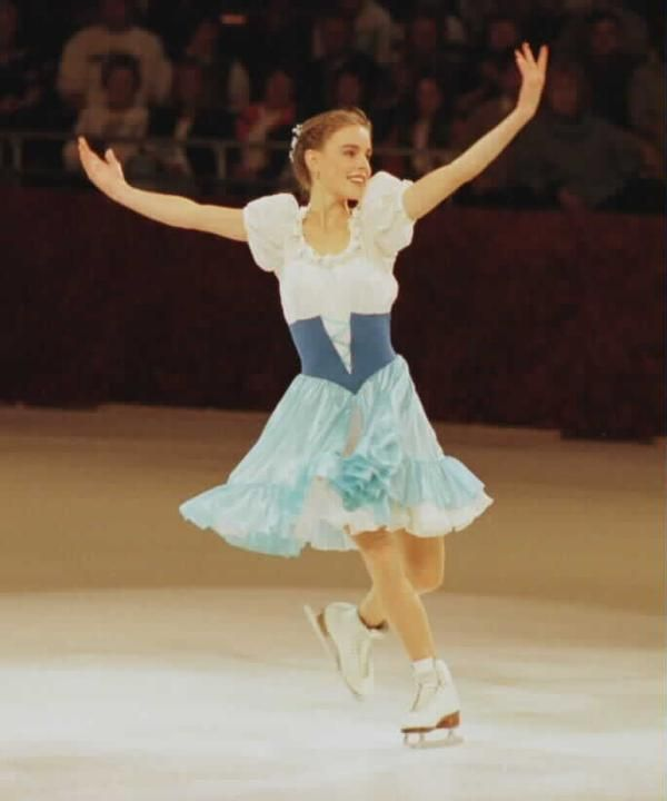 Ekaterina Gordeeva. All time favorite pair and later singles skater.