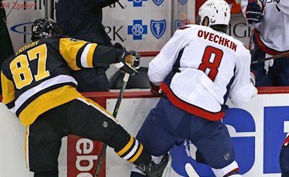 VIDEO Hvězdné války jako z 80. let: NHL zažila střelecké dostihy part Crosbyho a Ovečkina