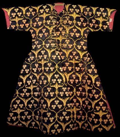 Caftan with short sleeves    Ottoman Empire, Turkey