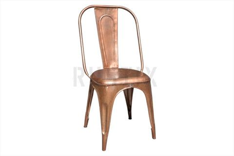 Copper Dining Chair
