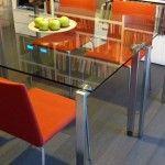 Salve, sono Francesco e, a causa di un ho recente trasloco, purtroppo devo dire addio ad una splendida coppia di tavoli 1=2 di Jean Nouvel prodotti da Zeritalia. Entrambi i tavoli sono in vetro tem...