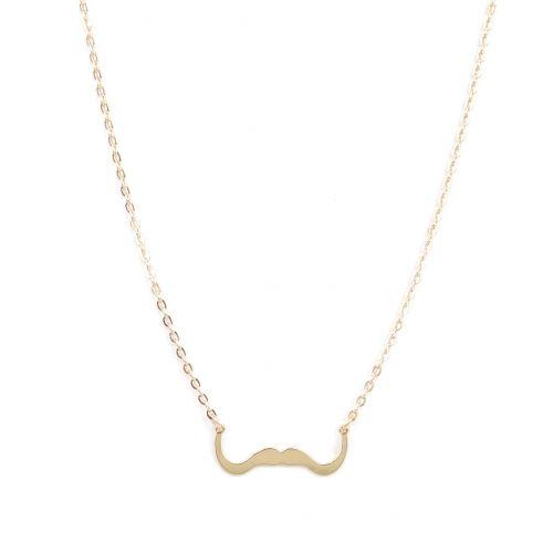 Long #collier de la #moustache de Philippe IV - Prix 29,50 euros TTC - En stock #art #histoire #Velazquez #Espagne #or