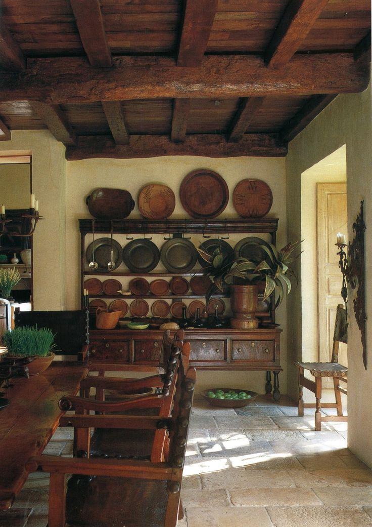 Spanish Colonial Style I Henhurst Interiors