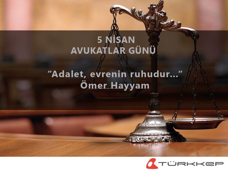 5 Nisan Avukatlar Günü Kutlu Olsun.  #AvukatlarGünü #Eİmza