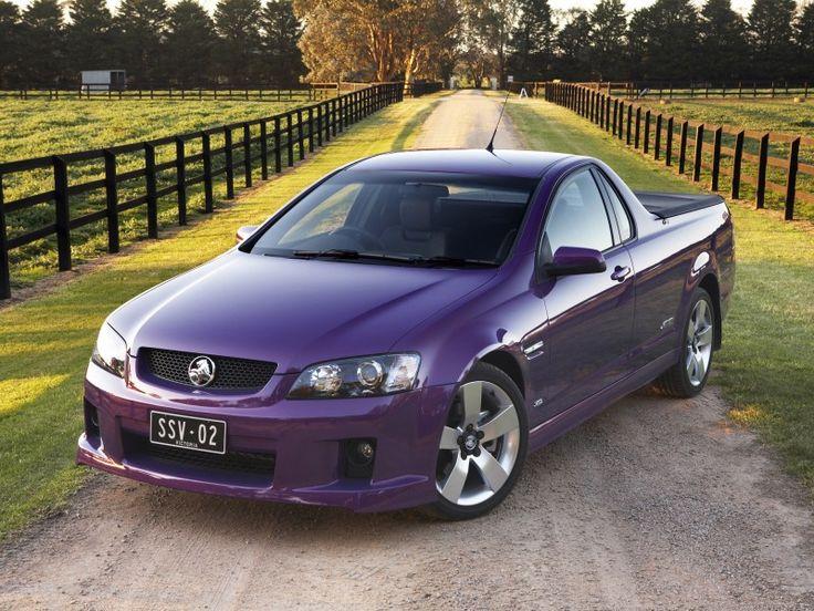 Holden Ute VE SS 2007