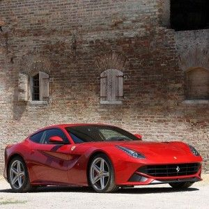 The Supercar of the Year 2012, Ferrari F12 Berlinetta